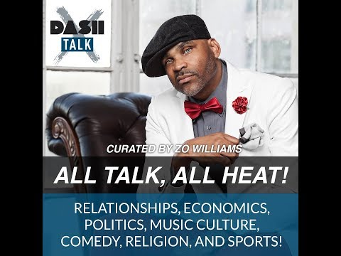 Zo's VOR Show: Fatherless Daughters: With: Corey Holcomb
