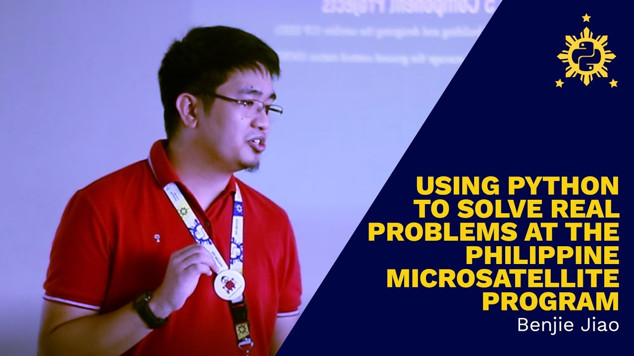 Image from PyCon PH 2017 - Python on the Philippine Microsatellite Program by Benjie Jiao