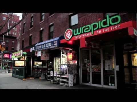 ^MuniNYC - West 23rd Street & 7th Avenue (Chelsea, Manhattan 10011)