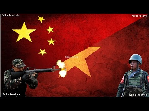 Chinese Armed Forces vs Vietnamese Armed Forces - Comparision