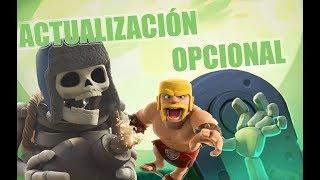 POSIBLES TROPAS TEMPORALES en CLASH OF CLANS | ESQUELETO GIGANTE Y BÁRVAROS CABEZONES