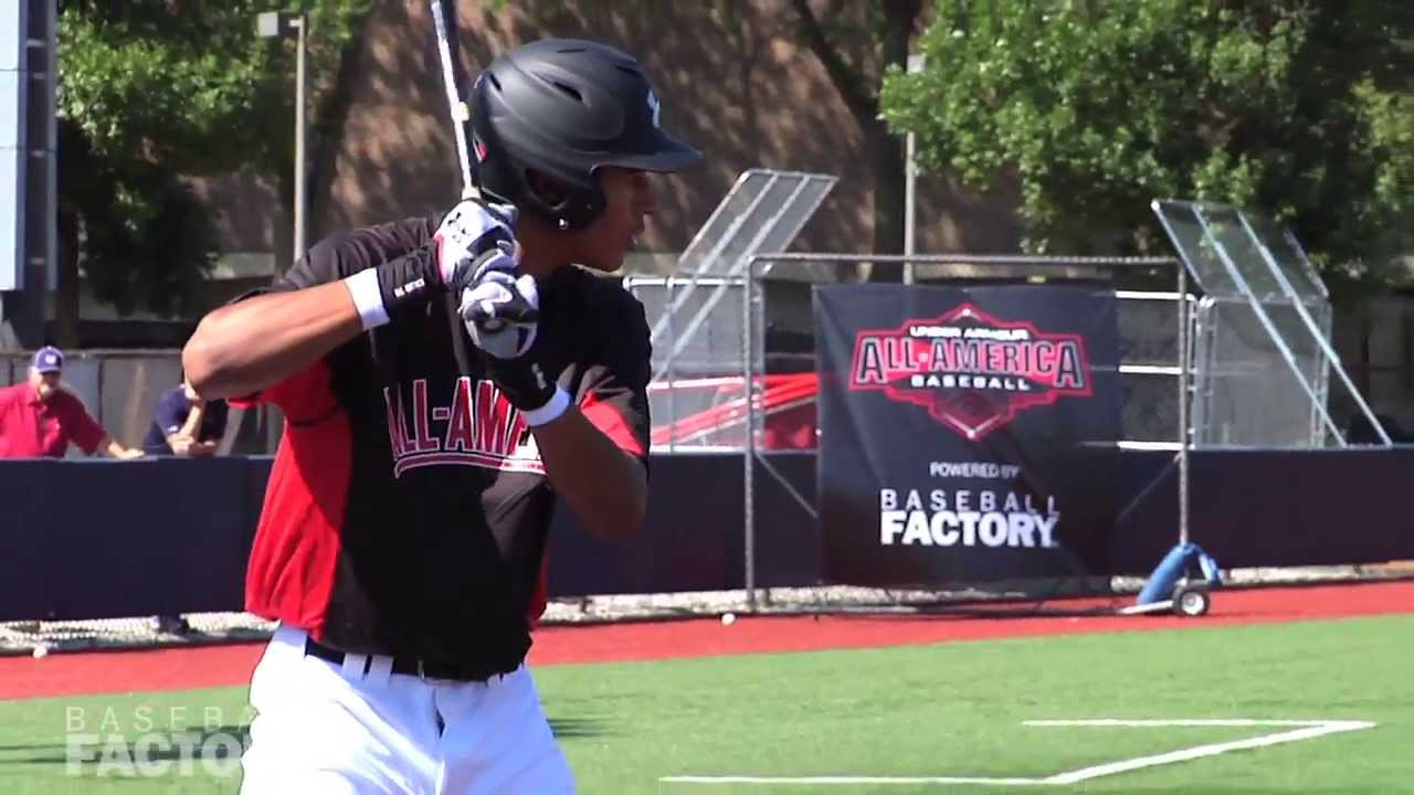 2013 UA ALL-AMERICAN: JACOB GATEWOOD