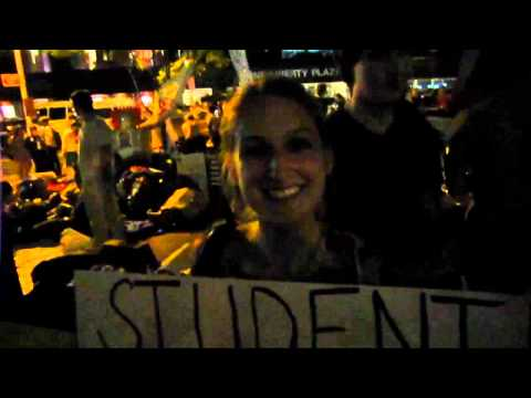 Occupy Wall Street, the Tragedy of Student Loans for Artists