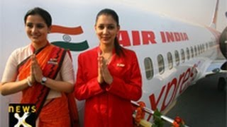 Air India to fire striking pilots, advertises new jobs - NewsX