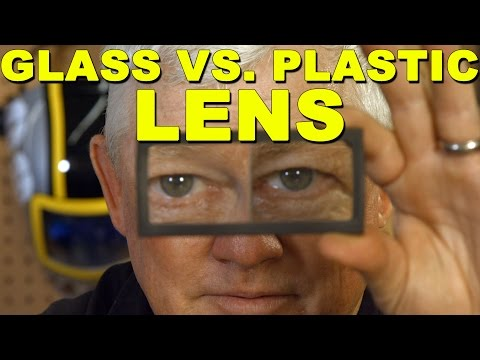 Glass vs. Plastic Welding Filters | TIG Time