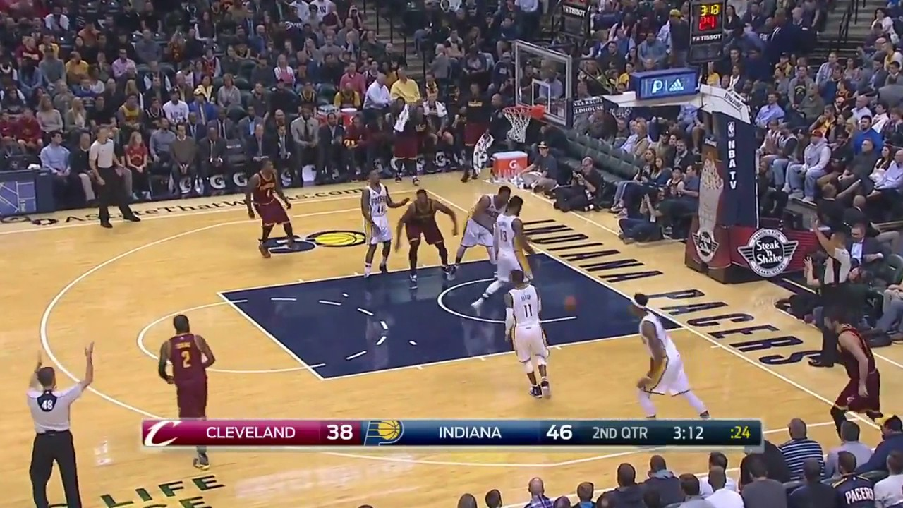 Cleveland Cavaliers vs Indiana Pacers | Game Highlights ...