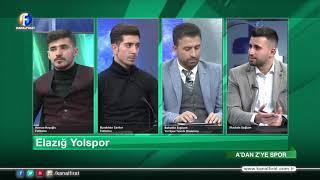 Mustafa Sağlam İle A'dan Z'ye Spor 04 01 2020