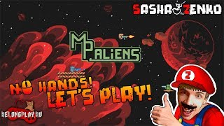 MPaliens Gameplay (Chin & Mouse Only)