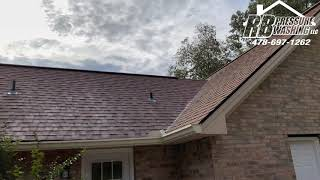 Roof Cleaning Warner Robins GA
