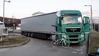 Halálos kerékpáros baleset Salgótarjánban