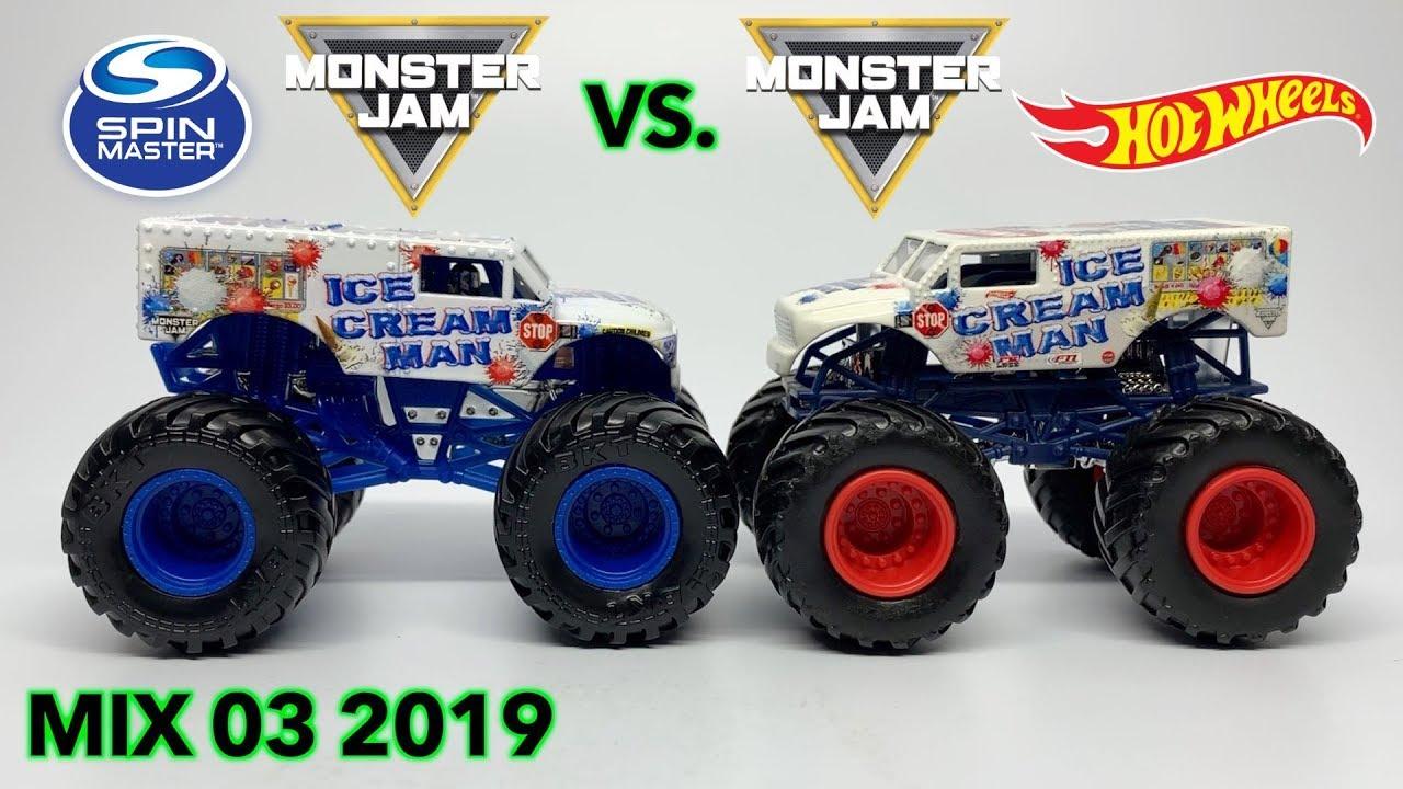 spin master monster jam full 2019
