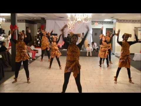 DTOP DANCERS | BRENDA - SHOUT HALLELUJAH --WINNER