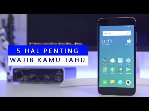 5 Hal Yang Harus Kalian Tahu Sebelum Membeli Xiaomi Redmi Note 5A Prime