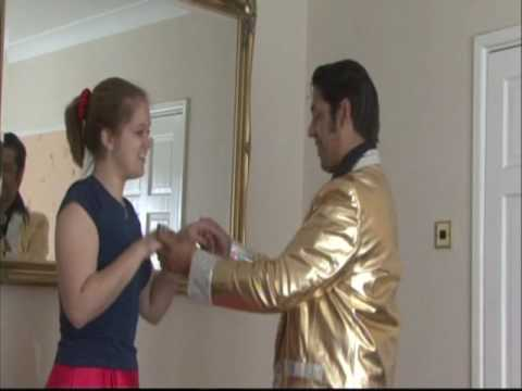 Elvis - Beginners Jive Dancing Lesson