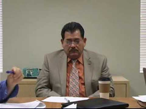 Deposition of Hector F  Martinez Director Real Estate Programs City of Tucson