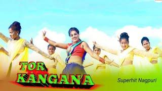 Tor Kangana    New Nagpuri Girls Dance Video 2021   Singer Keshaw Keshariya & Suman Gupta    JK Bhai
