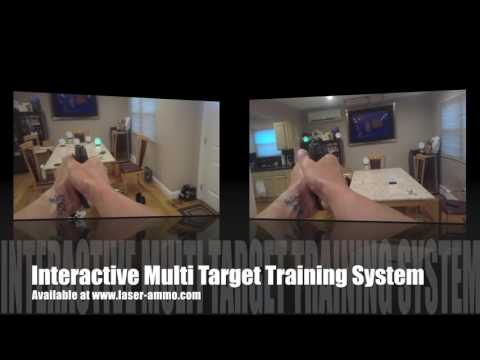 Training with the Interactive Multi Target Training System