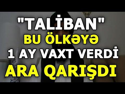 """""""Tabilan"""" bu ölkəyə 1 AY VAXT VERDİ - ARA QARIŞDI"""