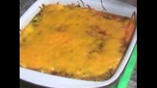 Riped Plantain Casserole Pastelon De Platanos Maduros