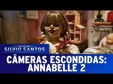 Annabelle Creation Prank - Annabelle 2 | Câmeras Escondidas (06/08/17)