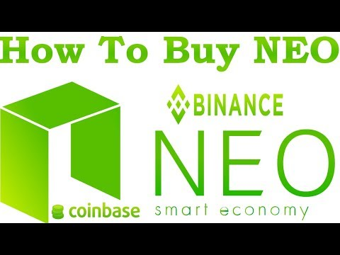 How to buy NEO with Coinbase(GDAX)