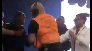 Gunna Fights Security To Save Lil Uzi Vert From Being Thrown Off Stage