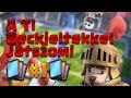 watch he video of Szeretem a Sparkyt? | A Ti Deckjeitekkel Játszom #1 | Clash Royale Magyarul