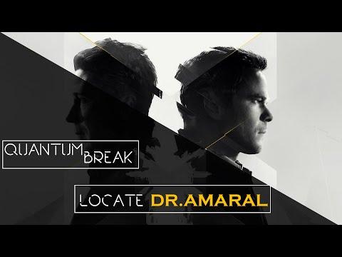 Quantum Break PC Gameplay   Locate Dr. Amaral Best open World Shooter  
