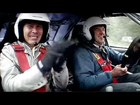 Finland Race: Mika Häkkinen Teaches Captain Slow to Drive (HQ)   Top Gear   BBC