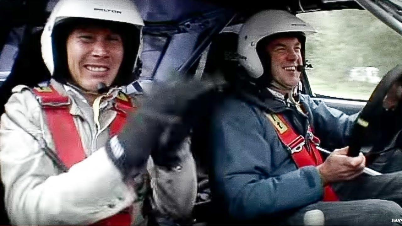 finland race mika häkkinen teaches captain slow to drive top