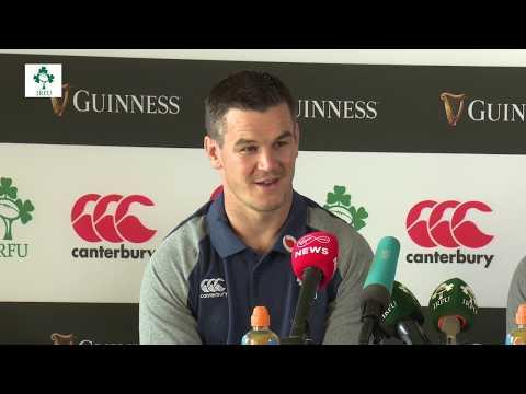 Irish Rugby TV: Johnny Sexton & Bundee Aki