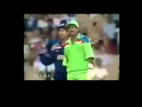 Jumping Incident - Javed Miandad vs Kiran More | Ha Ha Ha Ha Ha