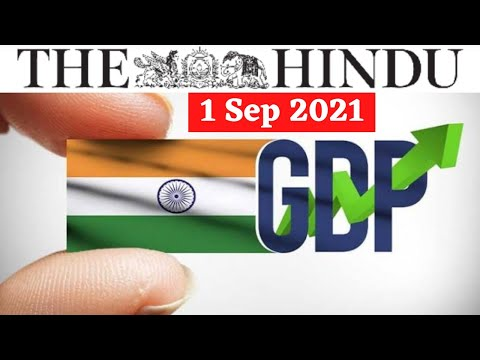 1st September 2021 | The Hindu Newspaper Analysis | Current affairs 2021 #UPSC #EditorialAnalysis