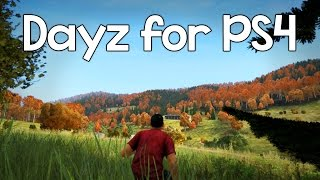 DayZ Announced For PS4 - The Information Articles Do Not Share