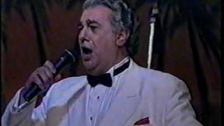 Plácido Domingo, -MARÍA BONITA-, 1998..VOB