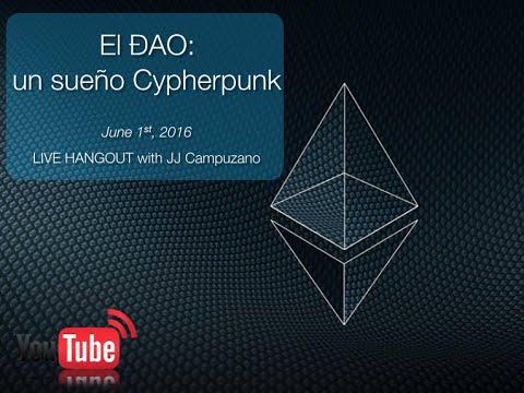 El DAO: un sueño Cypherpunk