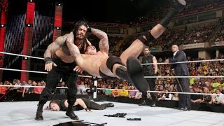 randy ortan vs roman regins wwe,  Bray Wyatt challenges Randy Orton  seek him out