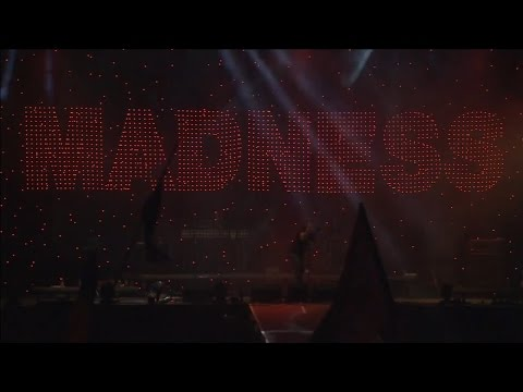 MADNESS Budapest Hungary 2014 [Full Concert][Half band]