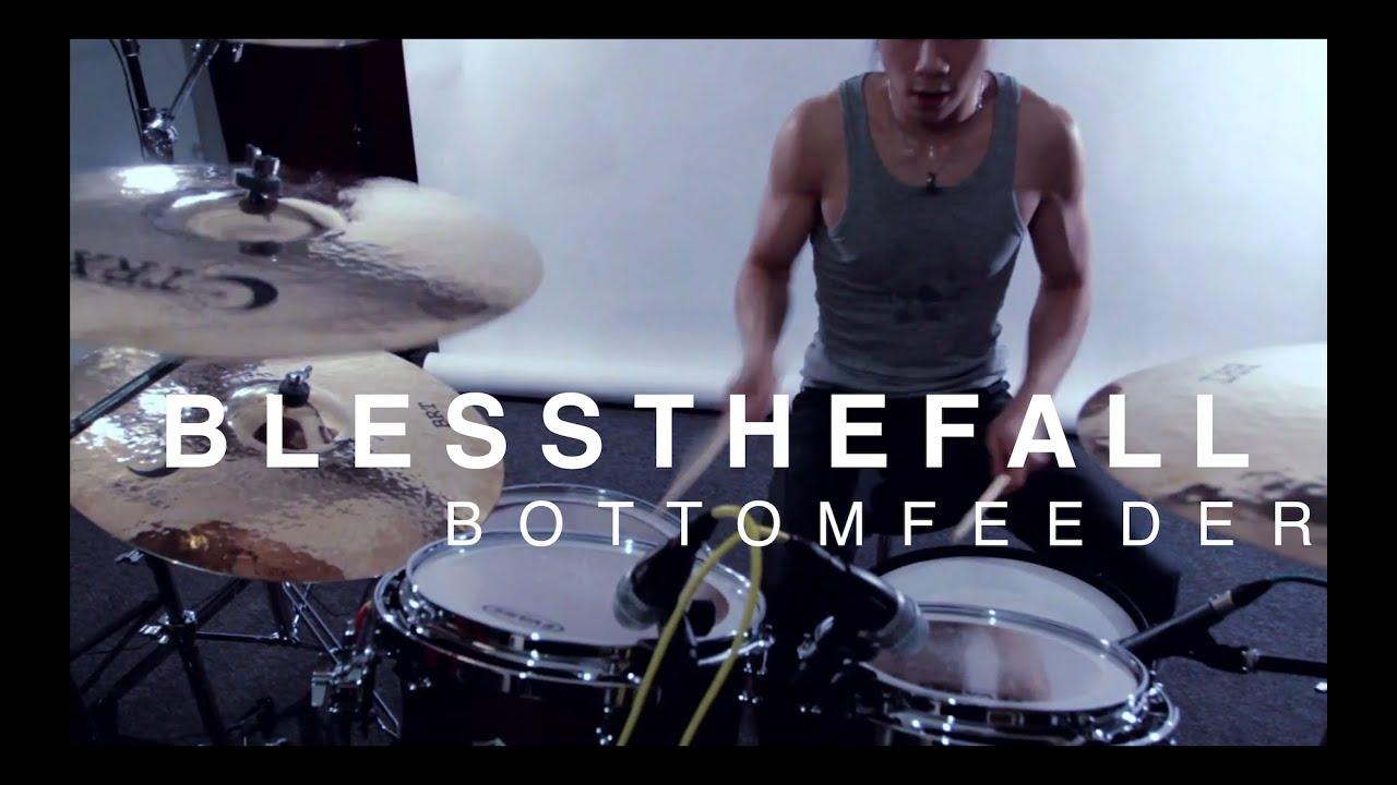 Anton Drum Cover | Blessthefall - Bottomfeeder