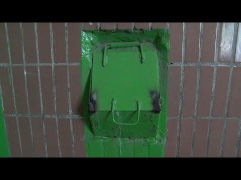 Ликвидация мусоропроводов в подъездах многоэтажек