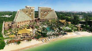 Centara Grand Mirage Beach Resort Pattaya, Thailand, 5 star hotel