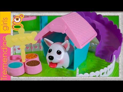 Cachorro Patoso  Centro de Entrenamiento  Chubby Puppies juguetes toys en español