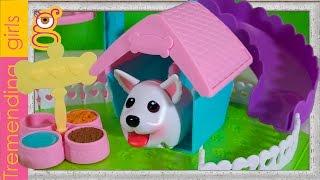 Cachorro Patoso - Centro de Entrenamiento - Chubby Puppies juguetes toys en español