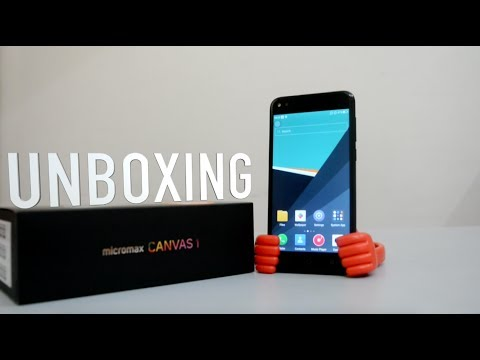 Micromax CANVAS 1 Unboxing & Initial Impressions (Chrome Black): THE BEST BUDGET SMARTPHONE!
