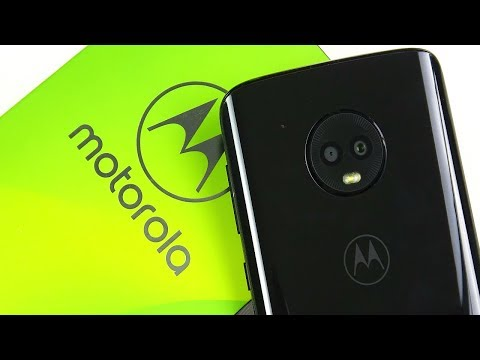 Motorola Moto G6 Unboxing & First Impressions!