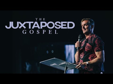 The Juxtaposed Gospel - Ps. Jurgen Matthesius