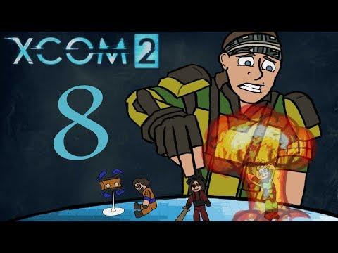 XCOM 2: Mission 3 Free The Captive | Part 8 | Ark Thompson Plays