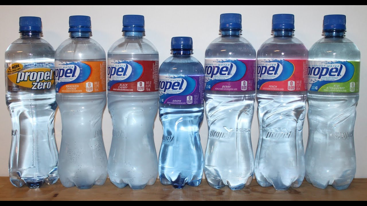 Propel Mixed Drink