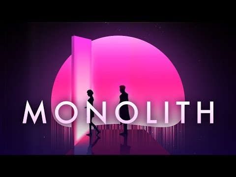 Monolith  A Synthwave Mix