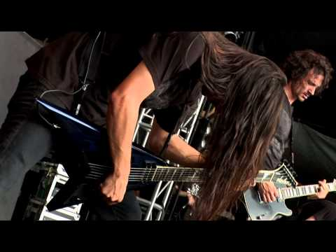 "Gojira - ""FlyingWhales"" - Live at Bloodstock Open Air 2010"